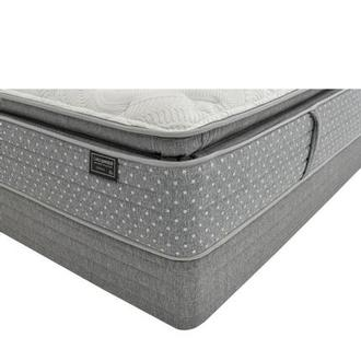 Karina iFlex Twin XL Mattress w/Low Foundation by Carlo Perazzi