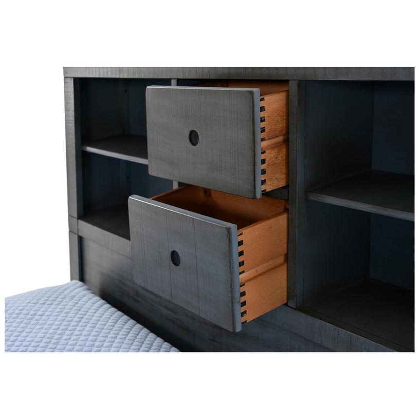 Blue Ridge Full Bookcase Bed El, Blue Ridge Furniture