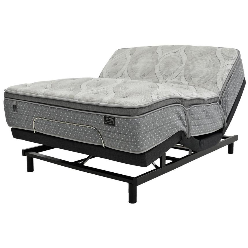 Caprice Twin XL Mattress w/Essentials III Powered Base by Serta  alternate image, 3 of 5 images.
