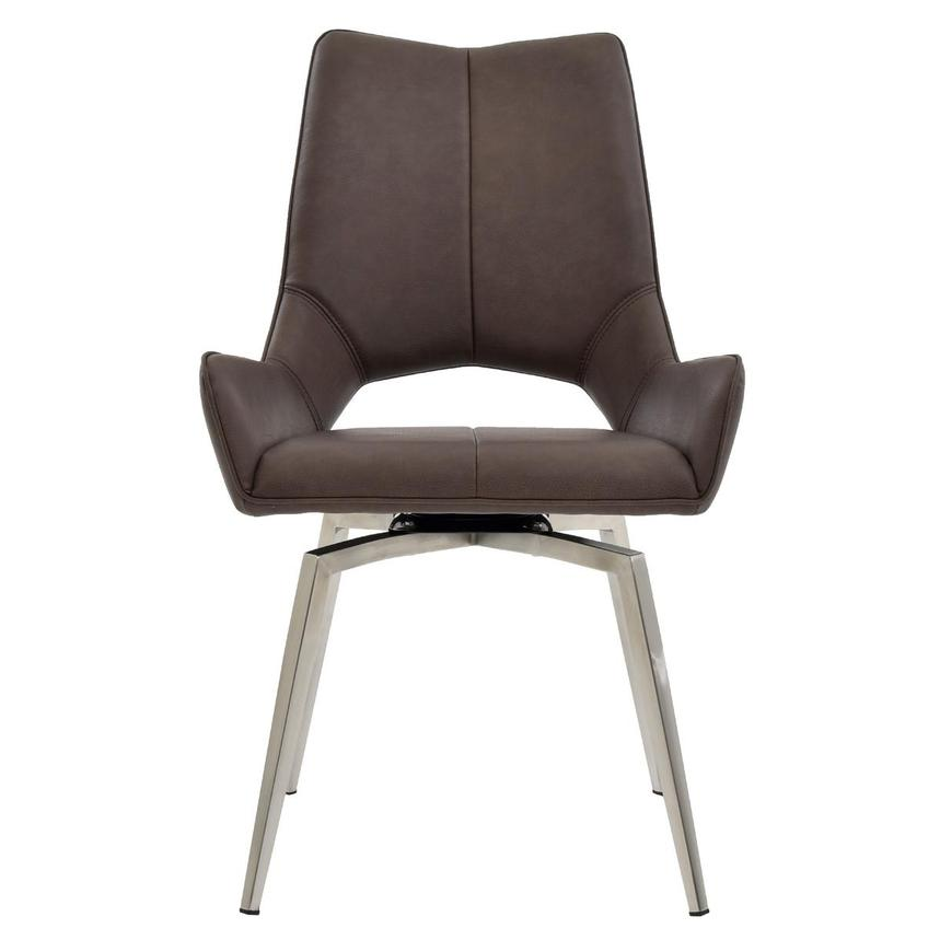 Kalia Brown Side Chair  main image, 1 of 7 images.