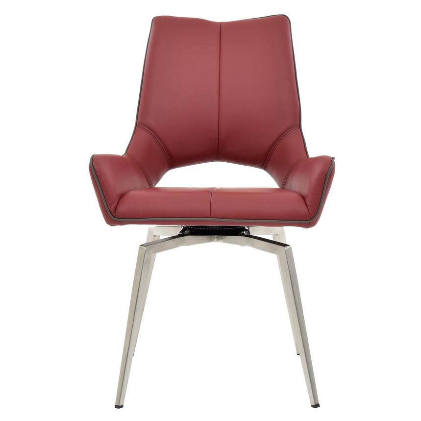 Kalia Red Side Chair  main image, 1 of 6 images.