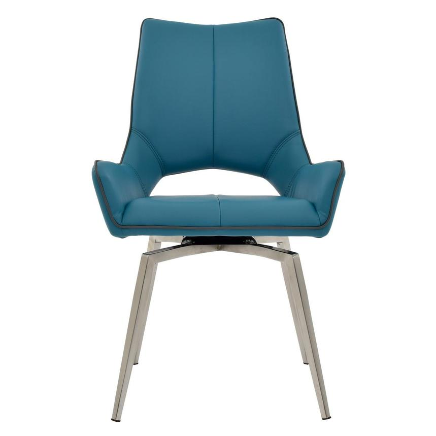 Kalia Blue Side Chair  main image, 1 of 7 images.