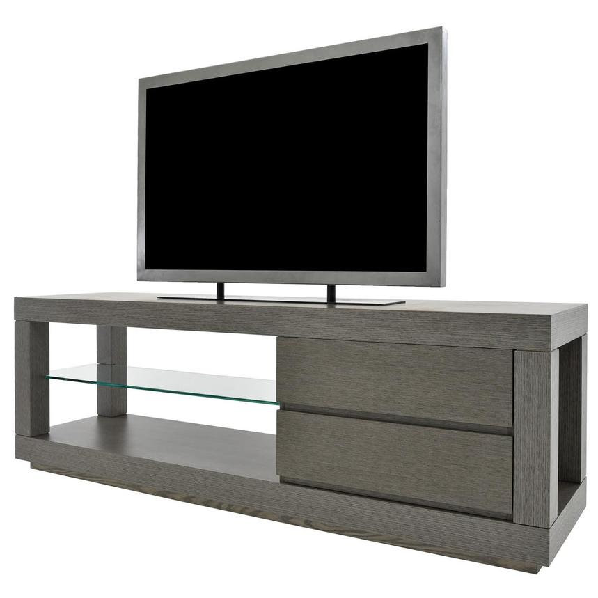 Max Gray TV Stand  alternate image, 2 of 7 images.