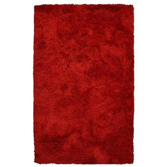 Cosmo Red 5' x 7' Area Rug