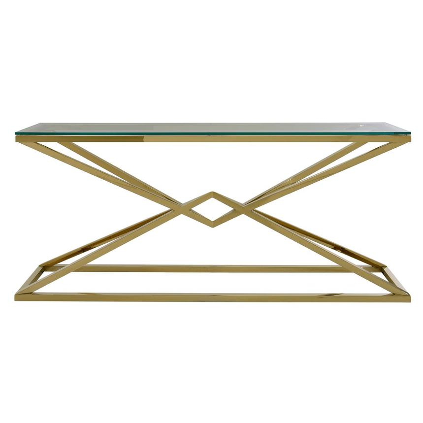 Zircon Console Table  main image, 1 of 5 images.