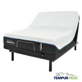 ProAdapt Soft Full Mattress w/Ergo® Powered Base by Tempur-Pedic