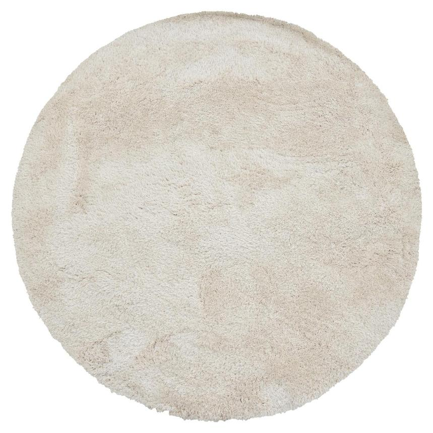 Cosmo Sand 8' Round Area Rug  main image, 1 of 3 images.