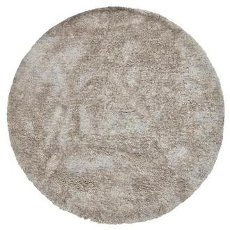 Cosmo Gray 8' Round Area Rug