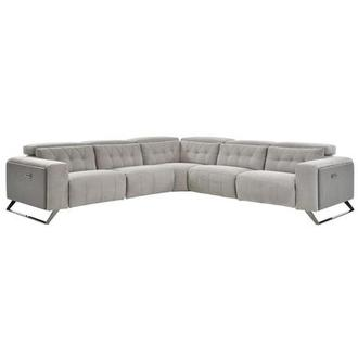 Elise Power Reclining Sectional