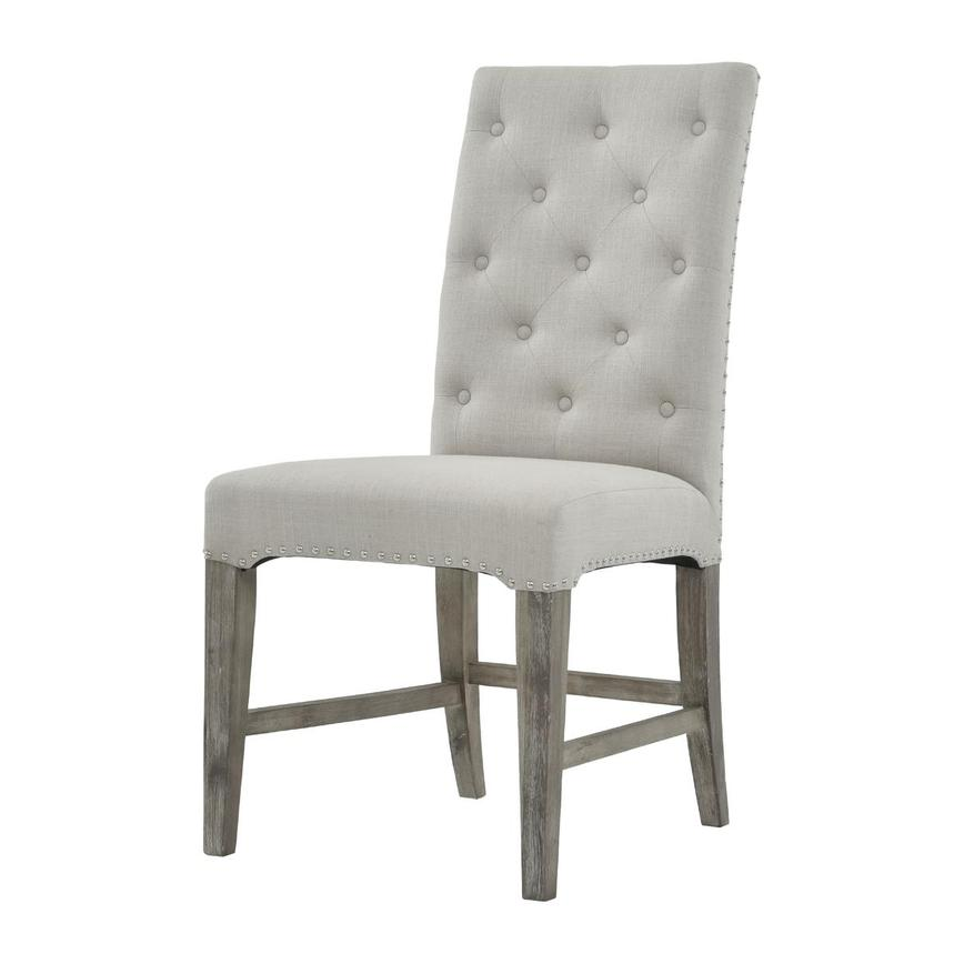 Beltran Gray Side Chair  alternate image, 2 of 7 images.
