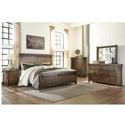 Laredo 4-Piece Queen Bedroom Set  alternate image, 2 of 6 images.