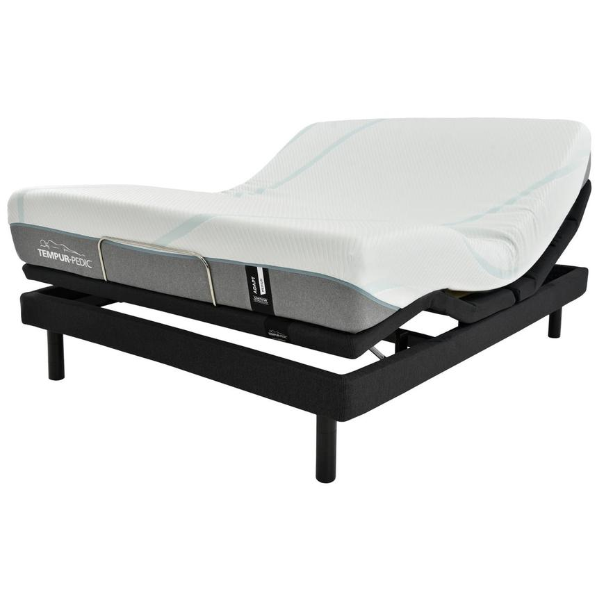 Adapt MF King Memory Foam Mattress w/Ergo® Extend Powered Base by Tempur-Pedic  alternate image, 3 of 6 images.