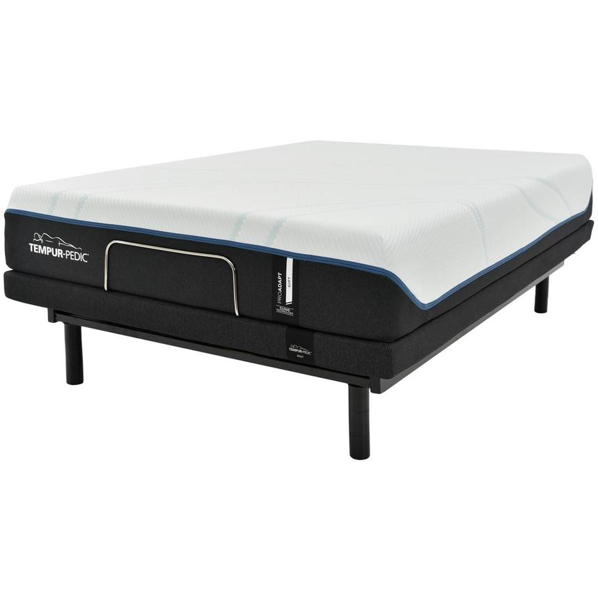 ProAdapt Soft Twin XL Memory Foam Mattress w/Ergo® Extend Powered Base by Tempur-Pedic  alternate image, 3 of 7 images.