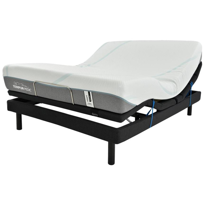 Adapt HB MS Queen Memory Foam Mattress w/Ergo® Extend Powered Base by Tempur-Pedic  alternate image, 3 of 6 images.