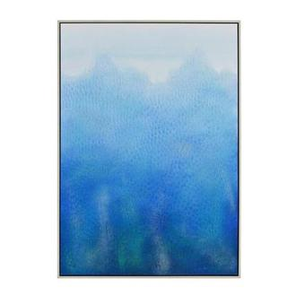 Blue Dream Canvas Wall Art