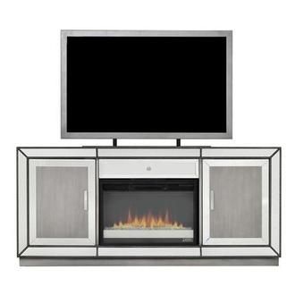 Galena Electric Fireplace w/Remote Control
