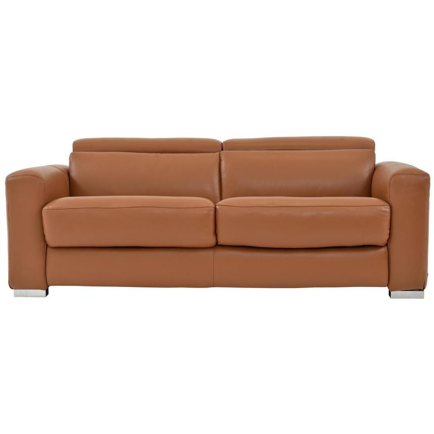 Fabulous Bay Harbor Tan Leather Sleeper Cjindustries Chair Design For Home Cjindustriesco