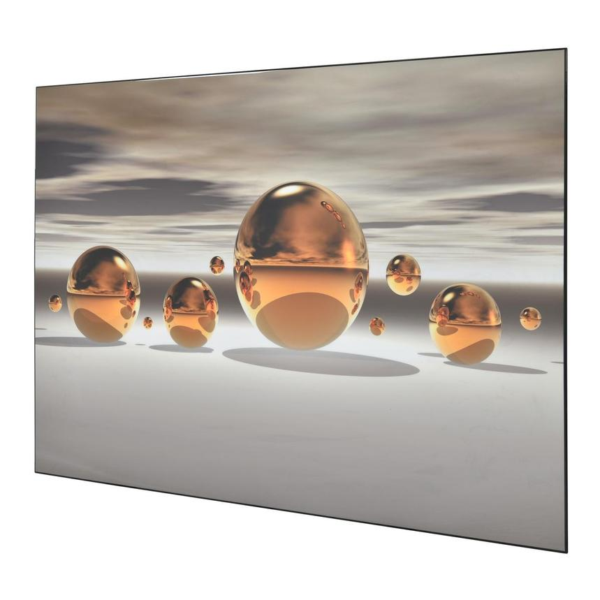 Golden Bowl Acrylic Wall Art  alternate image, 2 of 3 images.