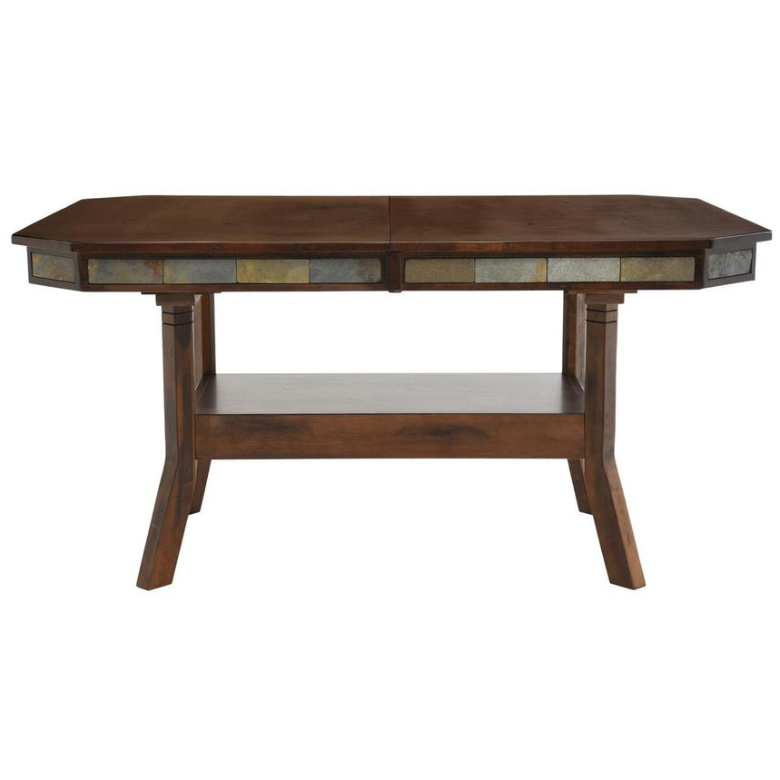 Santa Fe Rectangular Dining Table  main image, 1 of 5 images.