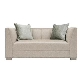 Paige Cream Loveseat
