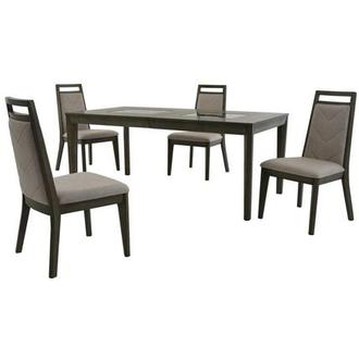 GreyJoy 5-Piece Formal Dining Set