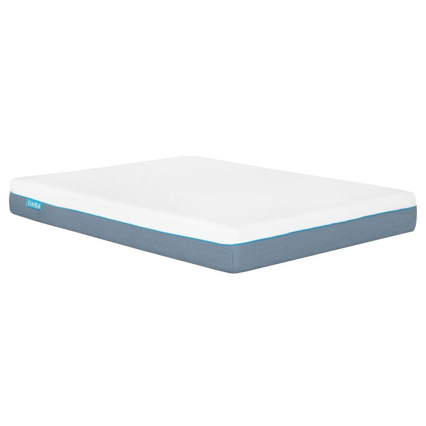 Simba Twin Memory Foam Pocket Spring Mattress  alternate image, 4 of 6 images.
