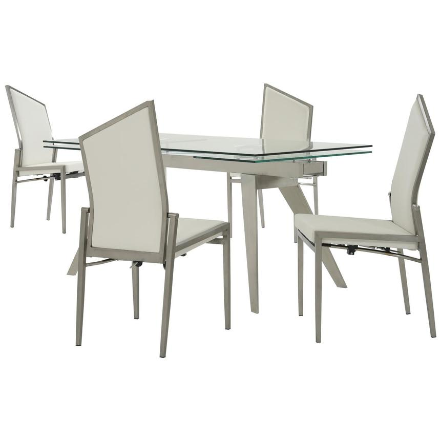 Josie 5-Piece Formal Dining Set  main image, 1 of 15 images.