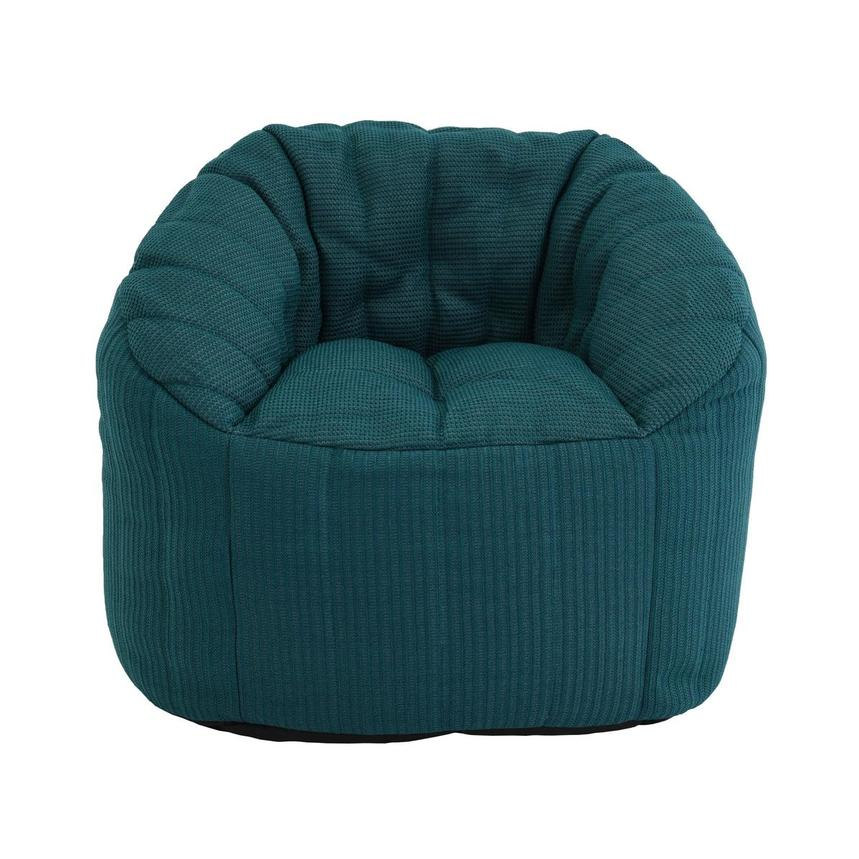 Elements Teal Outdoor Bean Bag  main image, 1 of 5 images.
