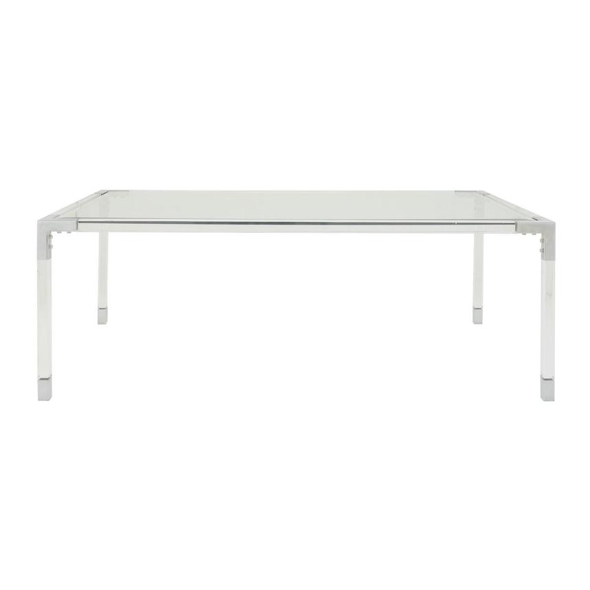 Melani Silver Coffee Table  main image, 1 of 4 images.