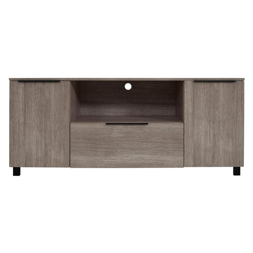 Savi Natural Credenza  main image, 1 of 9 images.