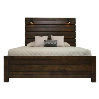 Dakota King Panel Bed