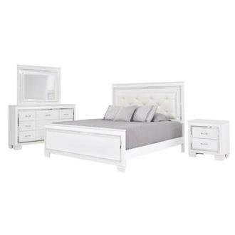 Mia 4-Piece Queen Bedroom Set