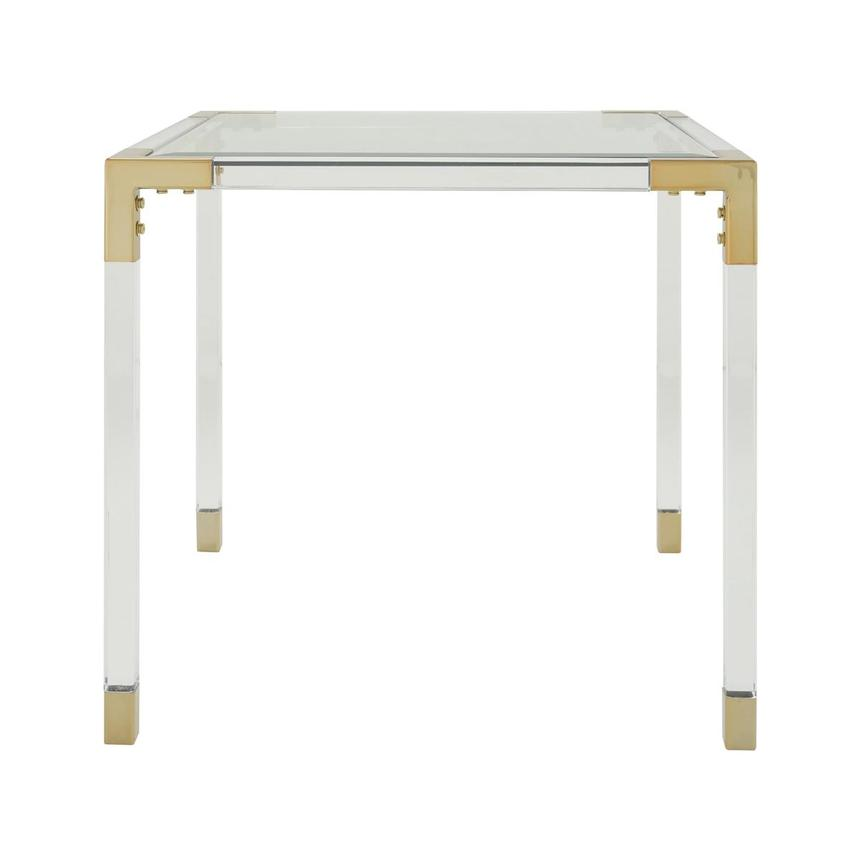 Melani Gold Side Table  main image, 1 of 3 images.
