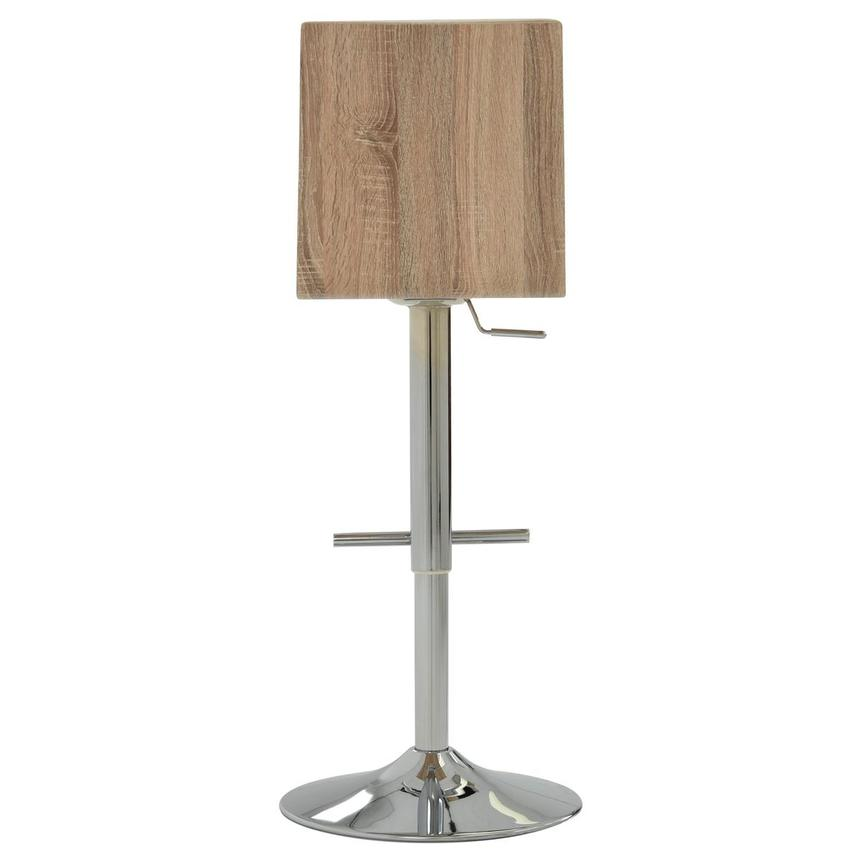 Solimar White Adjustable Stool  alternate image, 5 of 10 images.