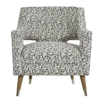 Brooke Gray Accent Chair
