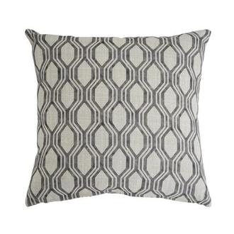 Joey Gray Accent Pillow