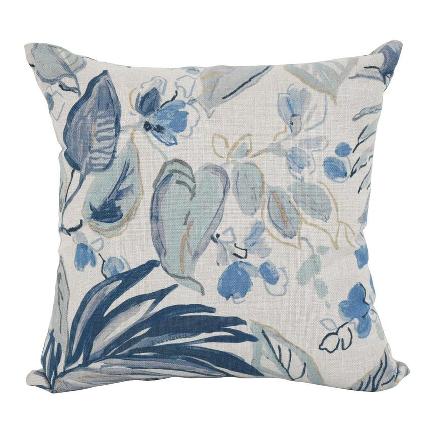 Scarlett Blue Accent Pillow  main image, 1 of 3 images.