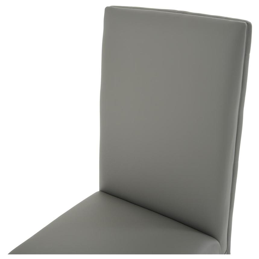 Alegro Gray Side Chair  alternate image, 6 of 7 images.