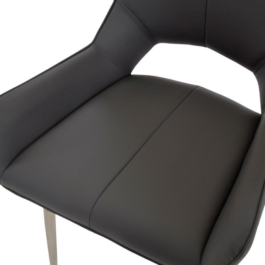 Kalia Gray Side Chair  alternate image, 6 of 6 images.