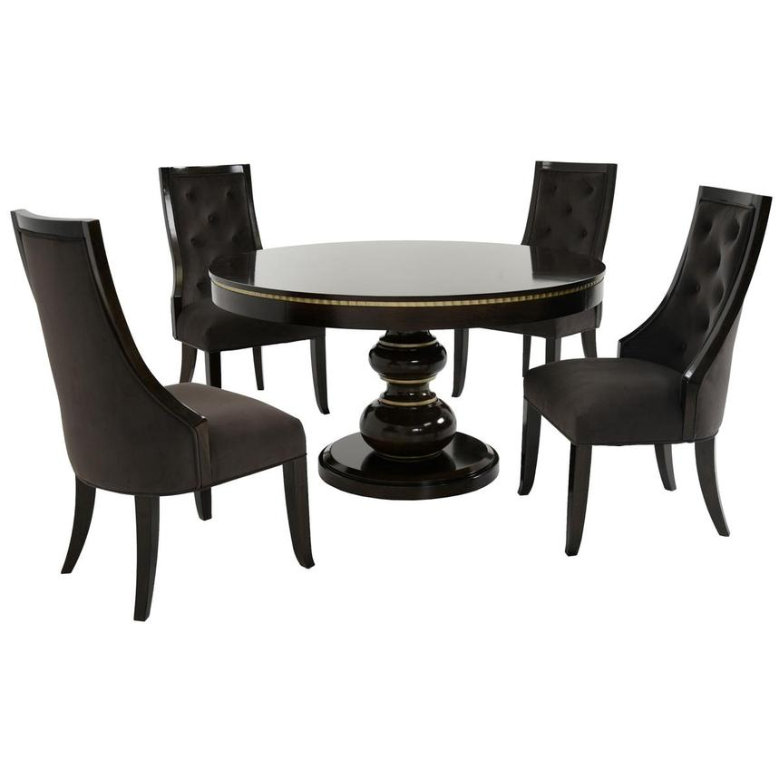 Essex Round Dining Table  main image, 1 of 11 images.