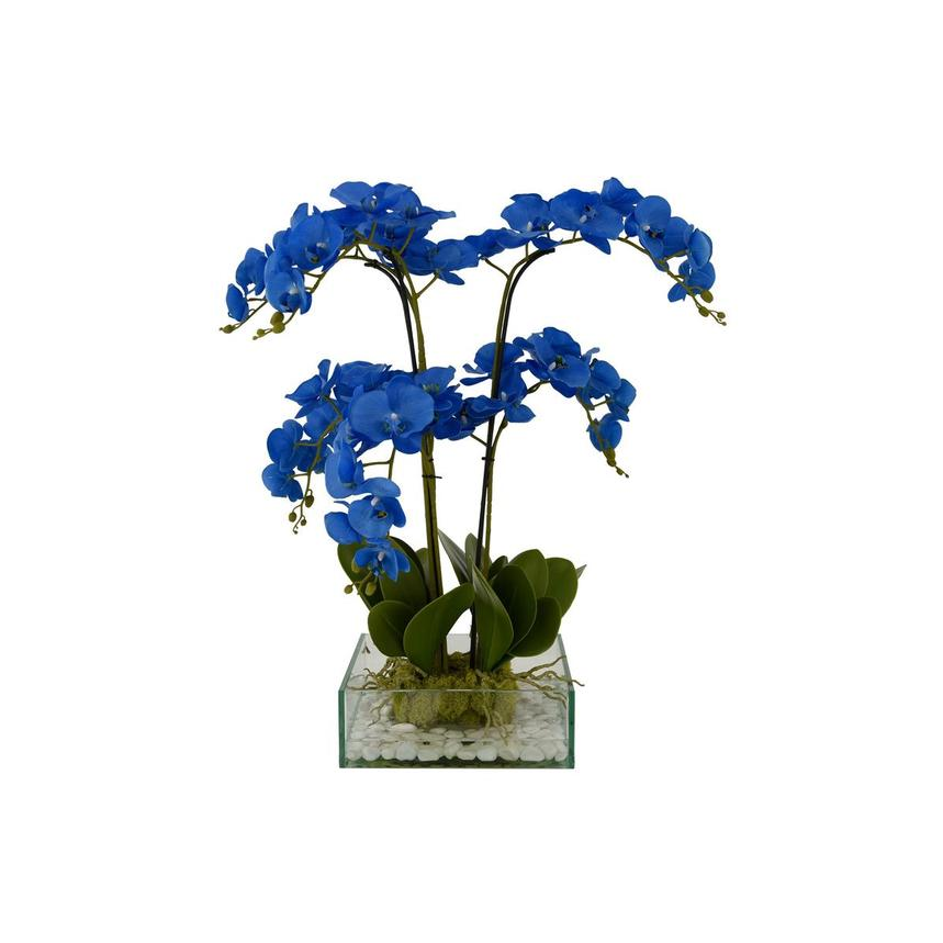 Bethany Blue Flower Arrangement  main image, 1 of 4 images.