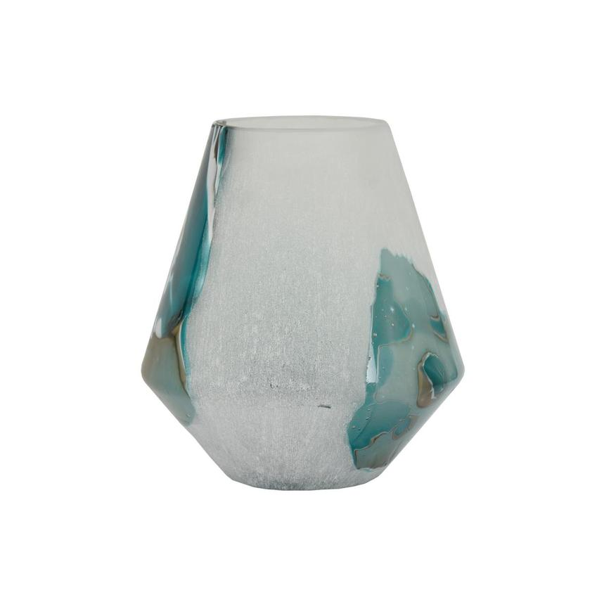 Ciel Small Glass Vase  main image, 1 of 5 images.