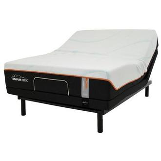 Luxe-Adapt Firm Twin XL Mattress w/Ergo® Powered Base by Tempur-Pedic