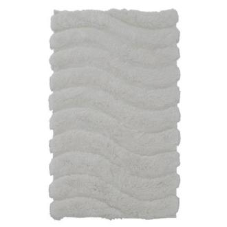 Puffy II White 5' x 8' Area Rug