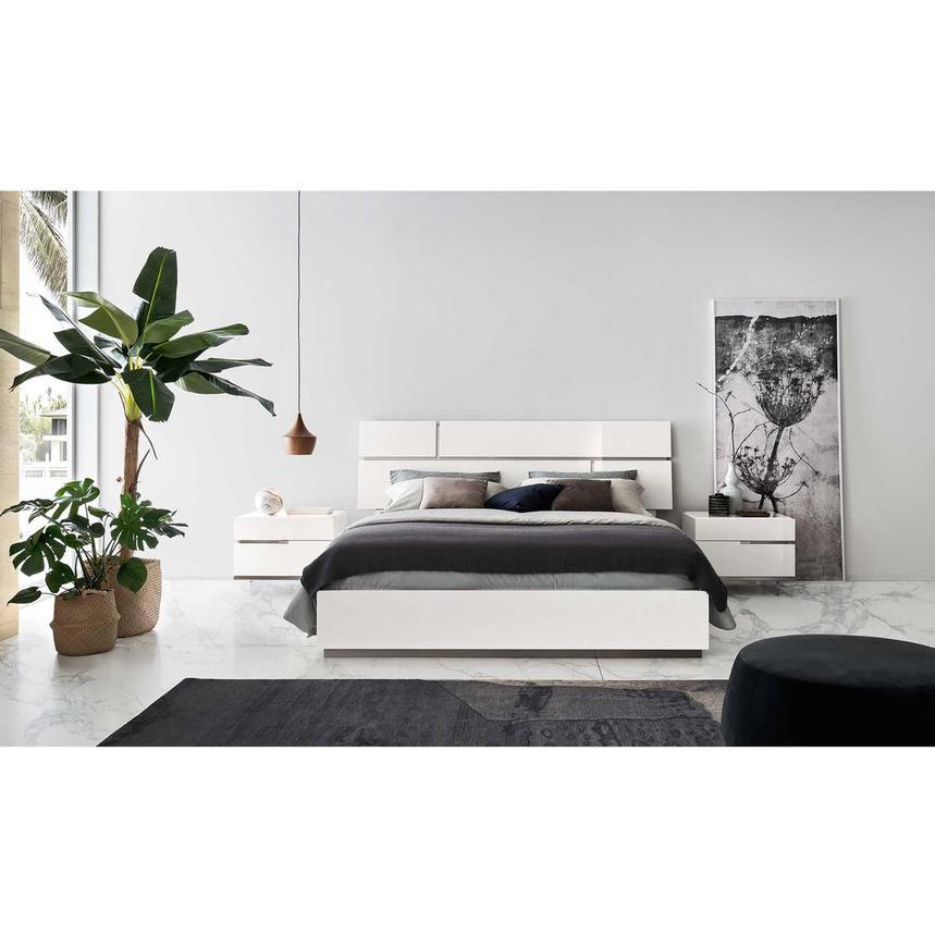 Siena Queen Panel Bed El Dorado Furniture, El Dorado Furniture.Com