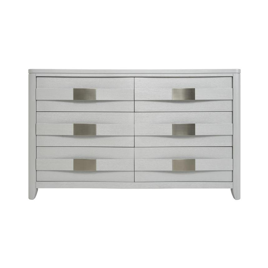 Contour White Dresser  main image, 1 of 10 images.