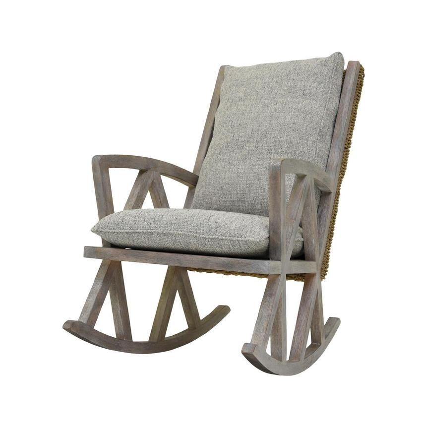 Inland Mist Rocking Chair  main image, 1 of 8 images.