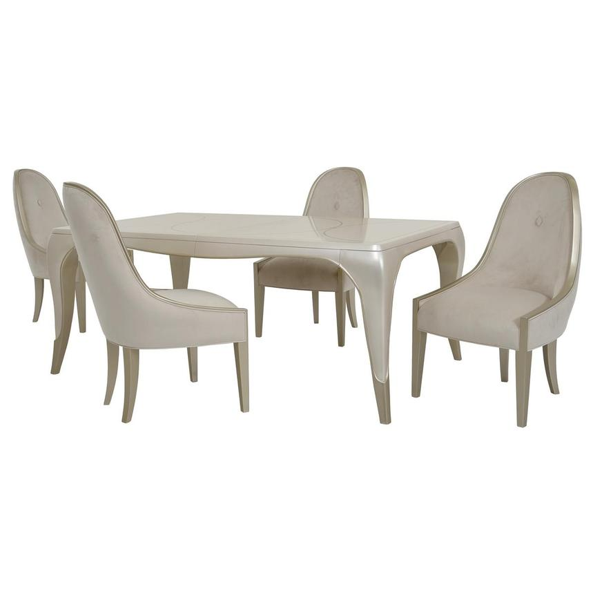 London Place 5-Piece Formal Dining Set  main image, 1 of 14 images.
