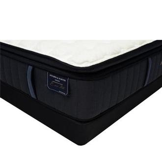 Hurston-EPT Full Mattress w/Regular Foundation by Stearns & Foster