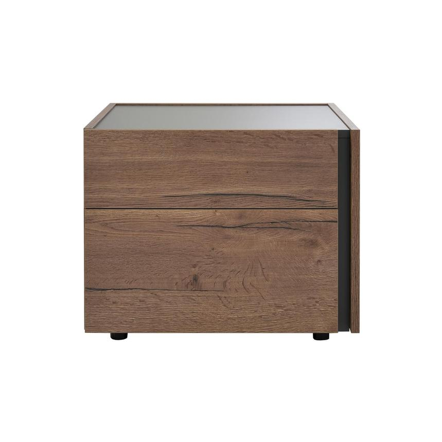 Lugano Left Nightstand Made in Italy  main image, 1 of 9 images.